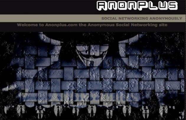 Il social network di Anonymous: potrebbe funzionare?