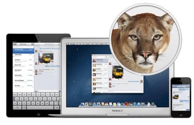 Apple rilascia OS X Mountain Lion: download dal Mac App Store - Focus it