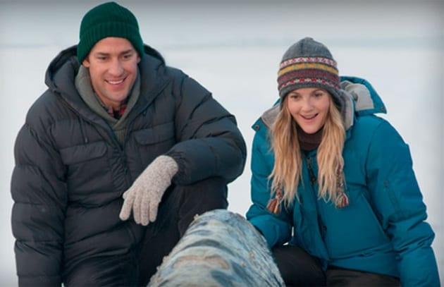 Drew Barrymore, le balene e Greenpeace