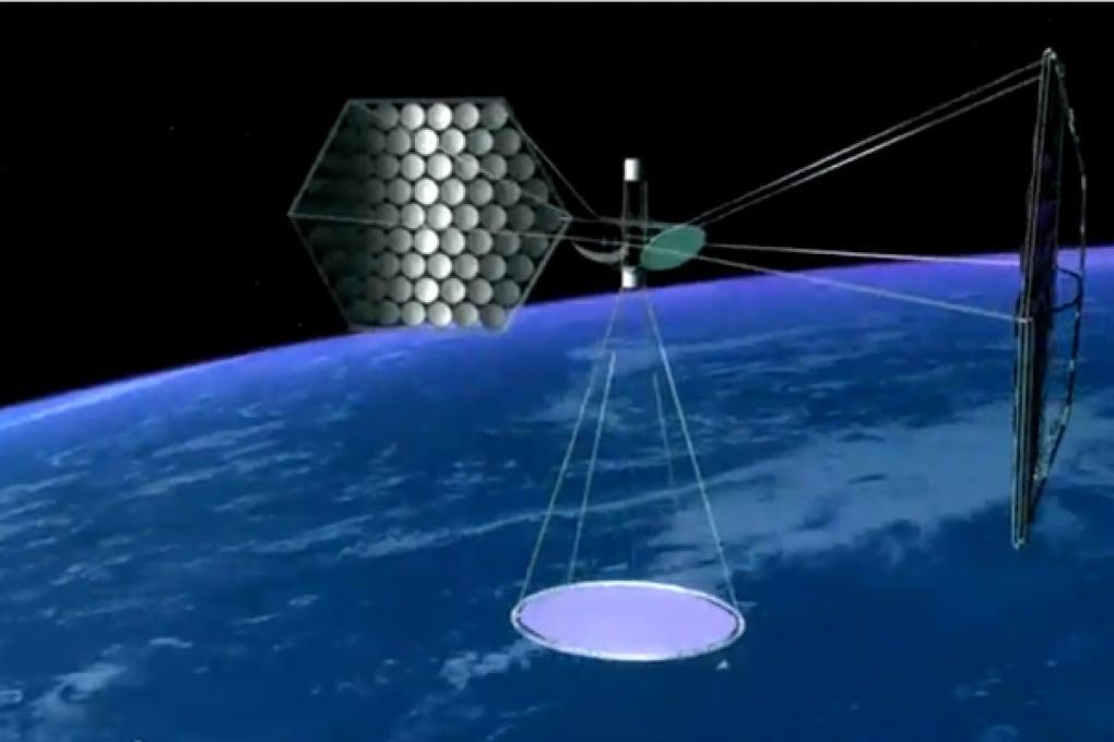 Energia solare in arrivo dallo spazio. Fattibile?