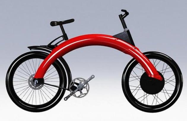 La bicicletta con antifurto satellitare