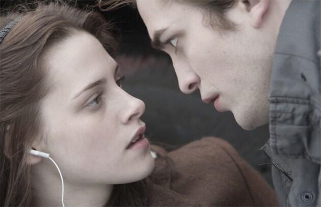 Fan accedono al set di Twilight