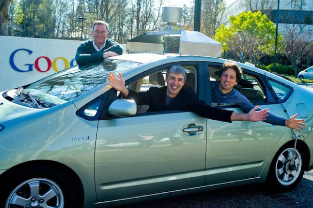 La Google Car approvata anche in California