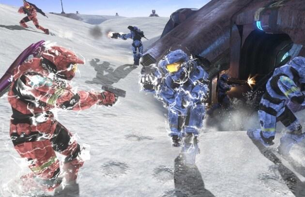 La versione provvisoria di Halo:Reach un successo da un milione di accessi