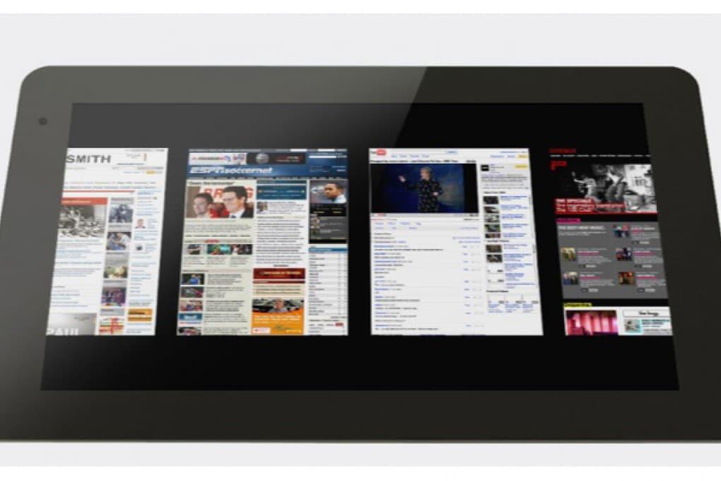 JooJoo batte sul tempo l'iPad e sbarca in Europa