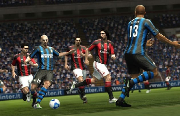 PES 2012: l'intelligenza artificiale scende in campo