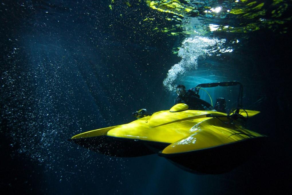 Sottomarino personale