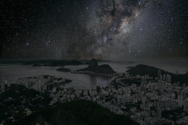 Che stellata sopra Rio