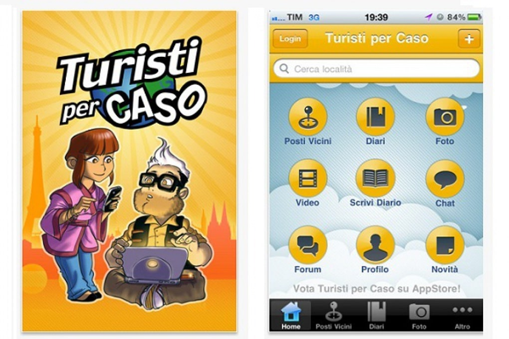 Turisti per Caso: approda l'App sul tuo iPhone!