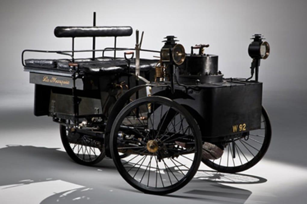 Asta record per l'auto più antica del mondo