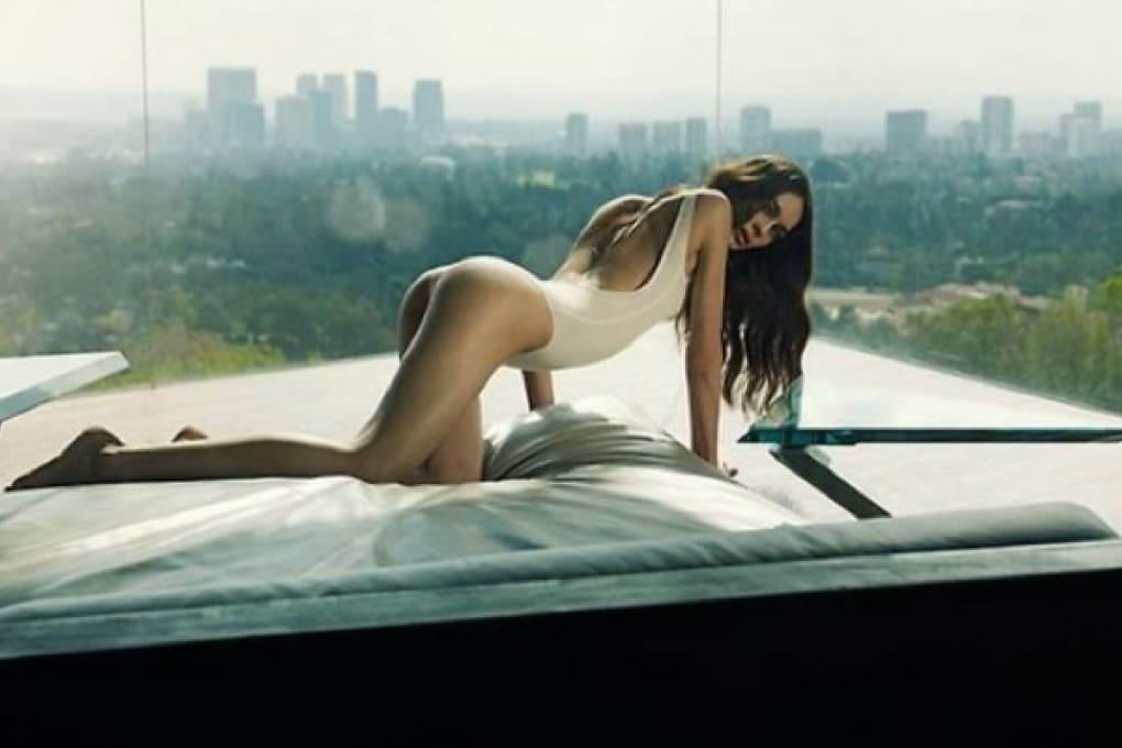 Megan Fox: sexy foto con mistero