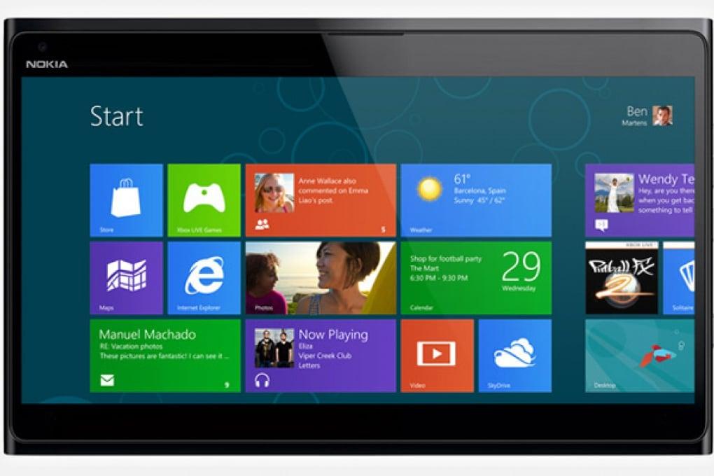 Nokia al lavoro su un tablet Microsoft Windows RT