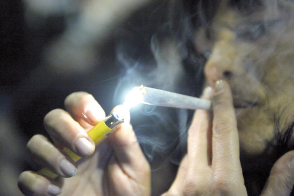 Aumenta in Italia il consumo di cannabis