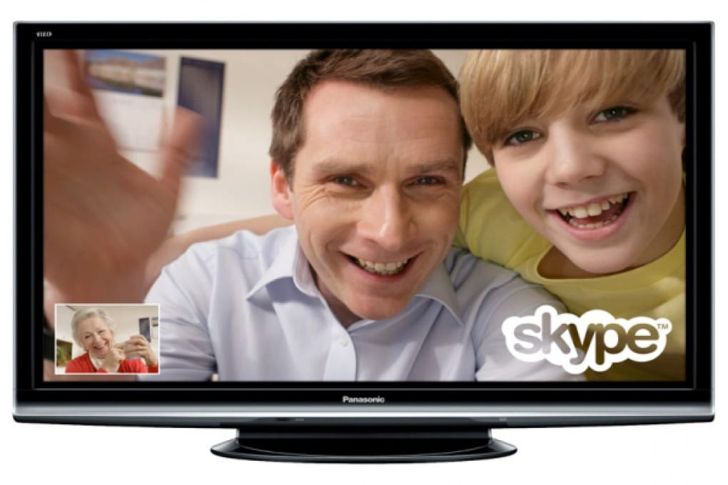 Videochiamate con la TV? Ora con Skype è possibile!