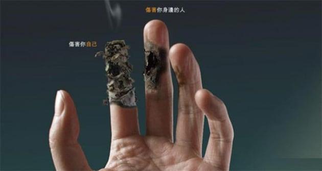 Contro il fumo