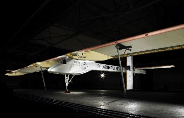 Aereo solare compie il primo volo internazionale
