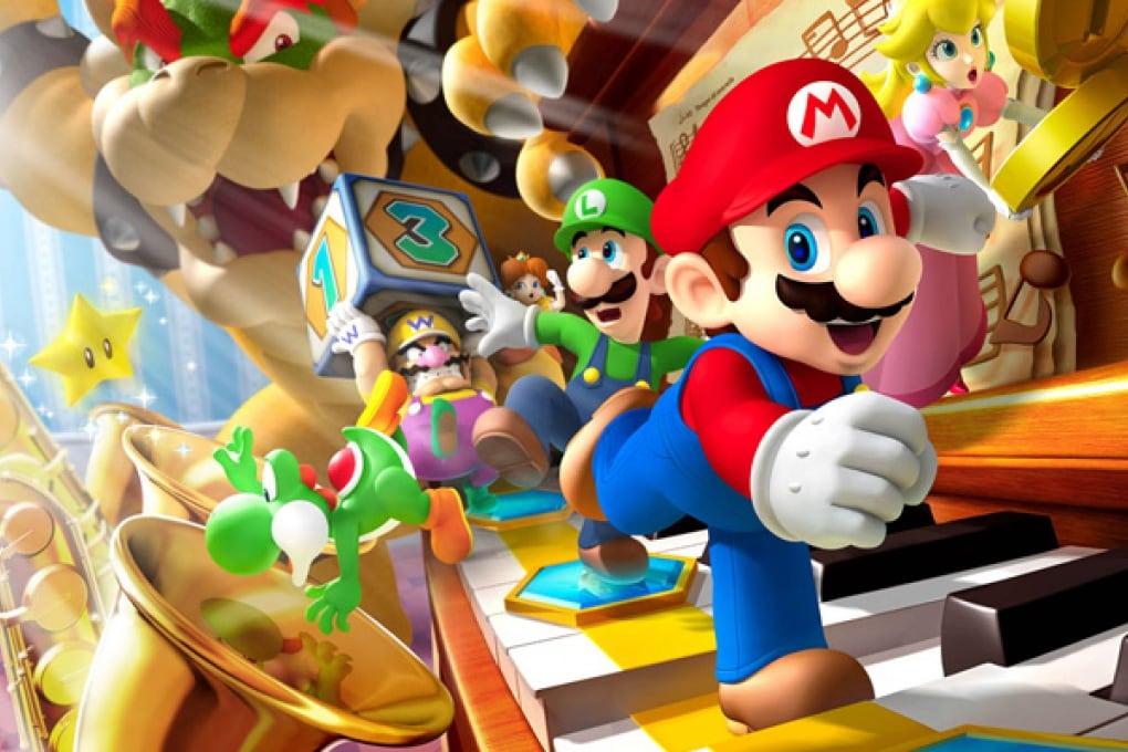 Classifiche italiane: Super Mario al comando