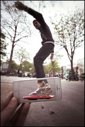 Le illusioni ottiche con iPhone di Francois Dourlen