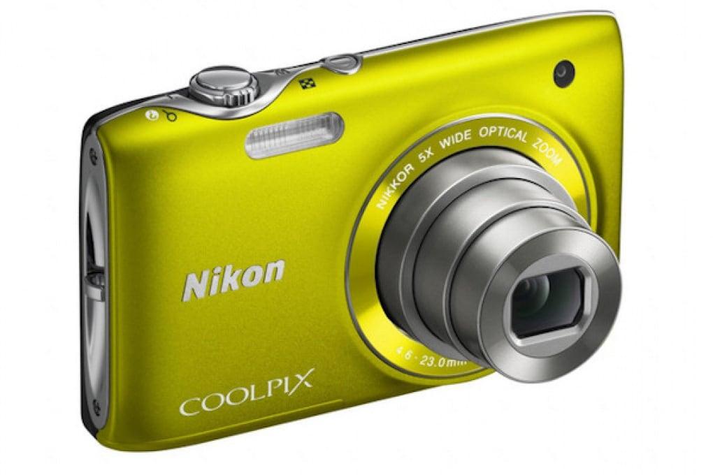 Nikon Coolpix S3100 – 140 €