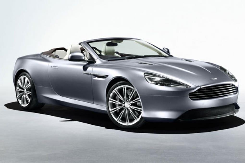 Aston Martin Virage: ritorno al passato