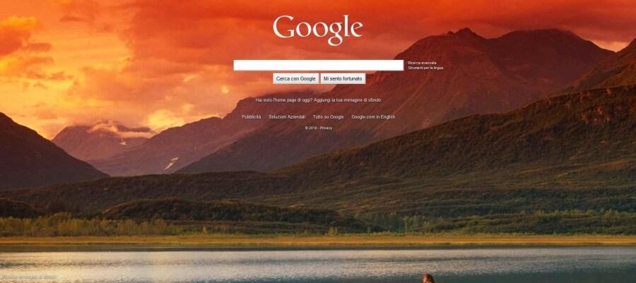 Motori di ricerca le immagini pi belle per la home page for Ricerca per immagini google