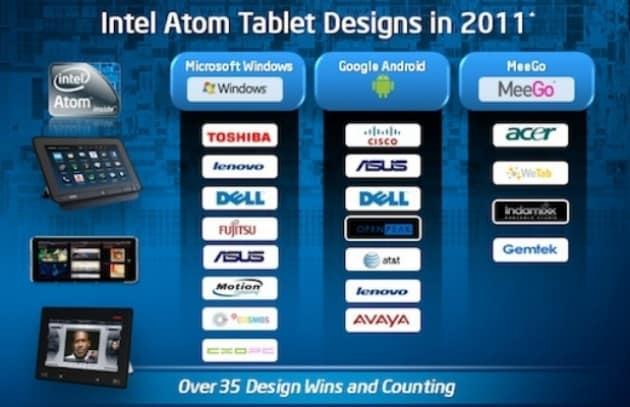 I nuovi chip di Intel per il mobile