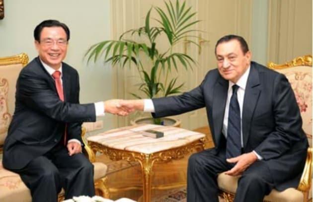 La Cina censura sul web la rivolta d'Egitto