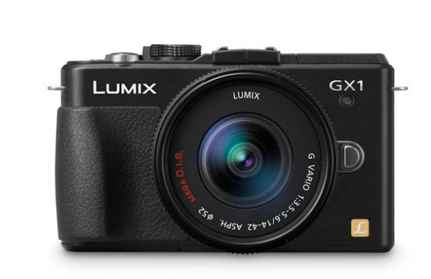 Panasonic Lumix GX1 - 800 €