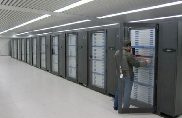 Il computer più veloce del mondo è il Tianhe-1A