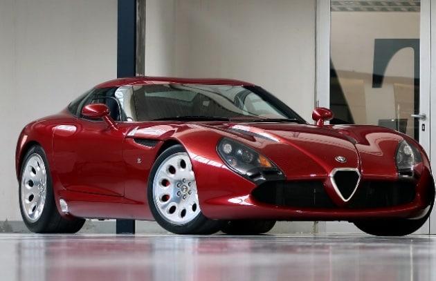 TZ3 Stradale, Alfa Romeo secondo Zagato