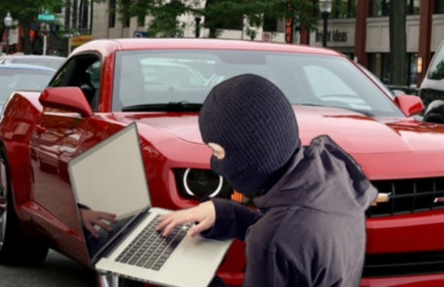 Gli hacker ti rubano l'auto con la chiave elettronica