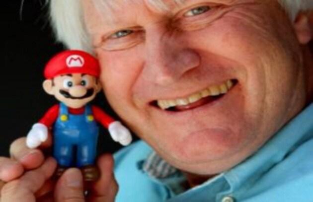 Mamma mia! Charles Martinet: il doppiatore di Super Mario