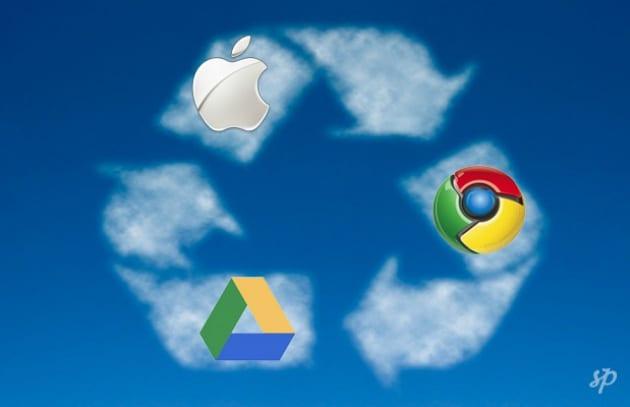 Chrome e Google Drive anche per iPhone e iPad