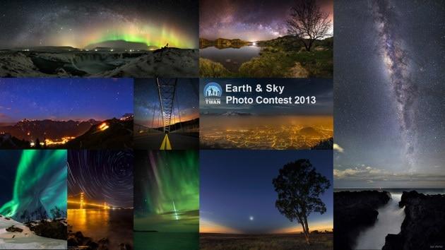 Tra la Terra e il cielo, lo spettacolo delle notti stellate