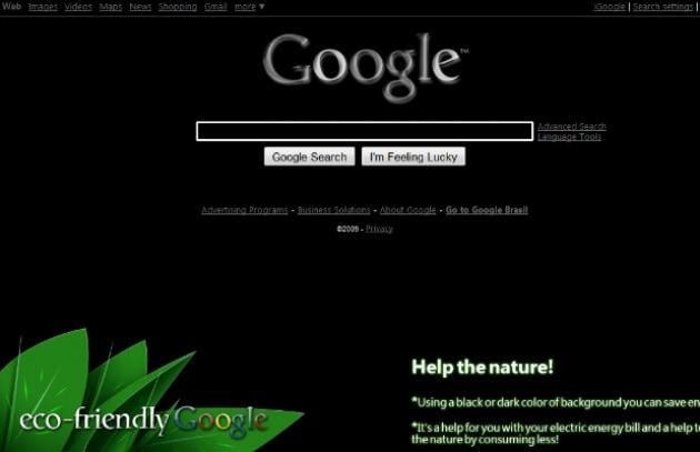 Google svela il suo consumo elettrico