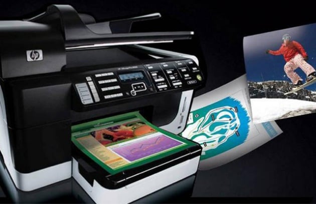 HP annuncia stampanti a tutto web