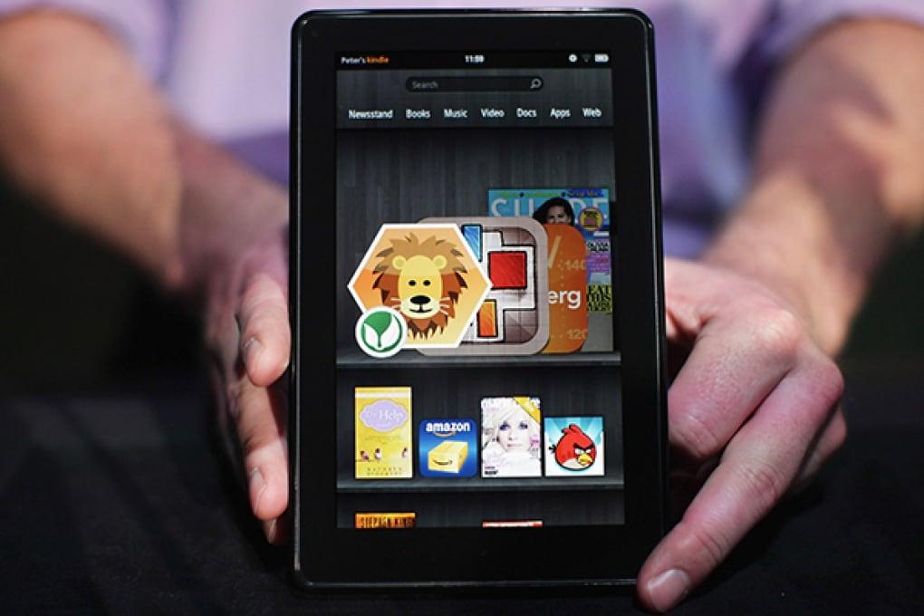 Kindle Fire 2: stesso schermo e più pixel