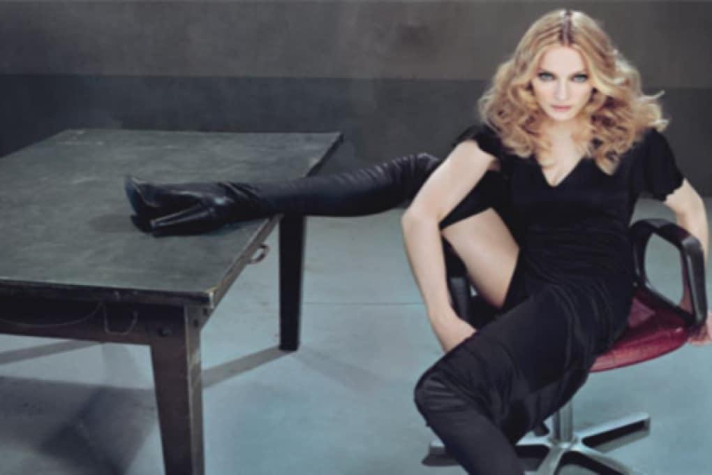 All'asta su eBay i diari di Madonna