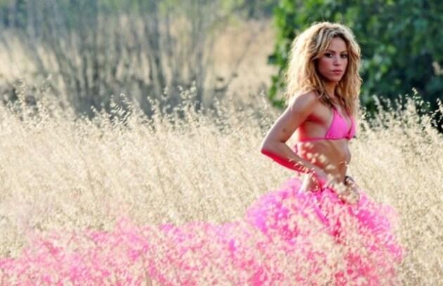 Shakira in versione ballerina super sexy