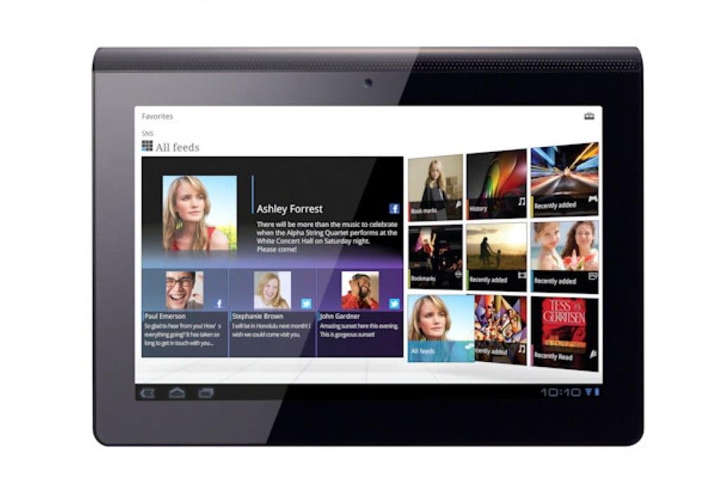Tablet Sony S 16 GB - 479 €