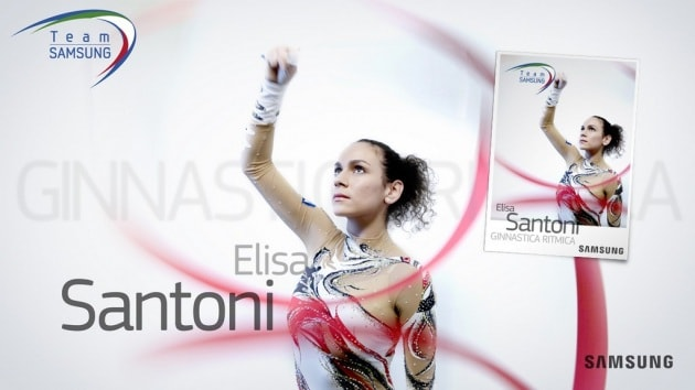 Olimpiadi Londra 2012: Elisa Santoni