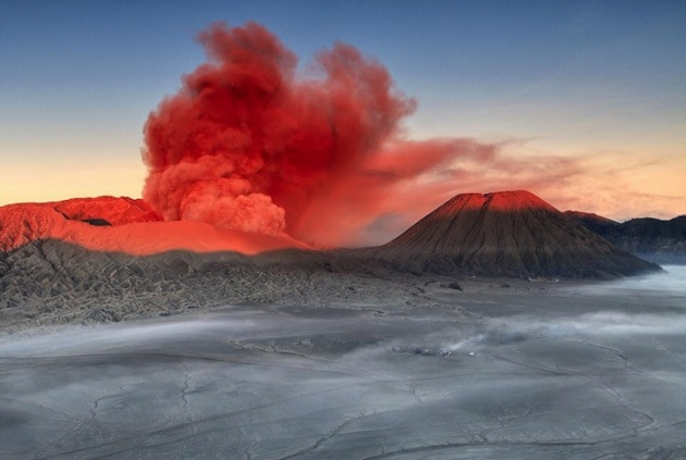 Marte? No, Indonesia