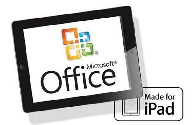 Office per iOS diventa sempre più una realtà