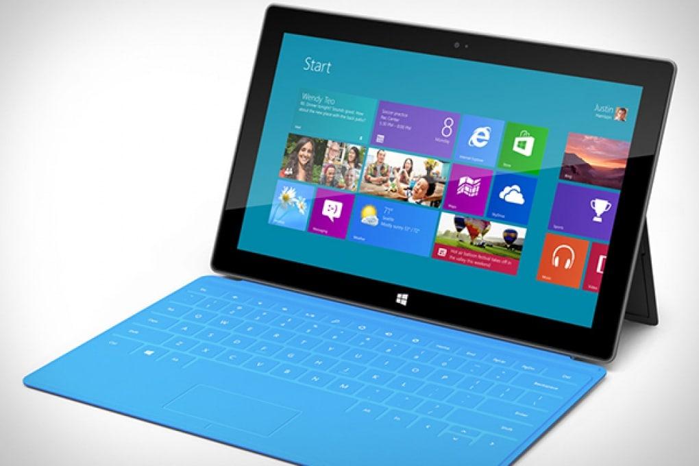 Microsoft Surface sarà il primo tablet business