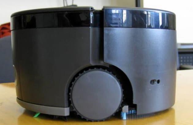 Il robot lavapavimenti più piccolo del mondo