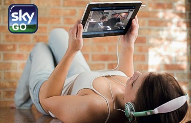Il meglio di Sky su iPhone, tablet e computer