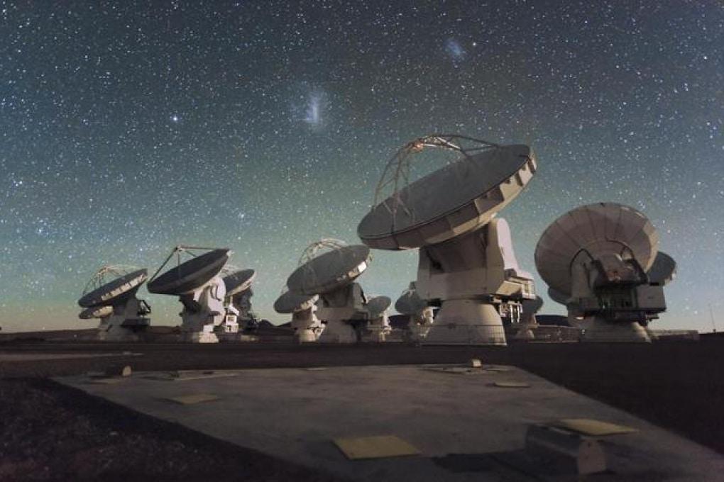 Inaugurato ALMA, il radiotelescopio più potente al mondo