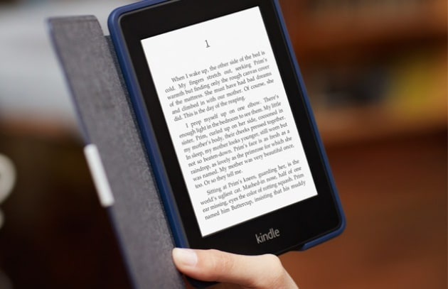 Amazon kindle paperwhite arriva in italia focus