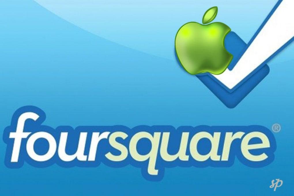 Apple punta a un'alleanza con Foursquare?
