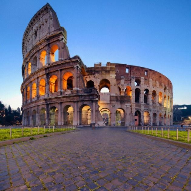 Chi fu a mutilare il Colosseo?